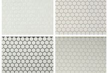 BLOG BOARD: All About Grout / Check out the corresponding post on our Wordpress blog (http://merolatile.wordpress.com/2014/03/14/all-about-grout/)-  when you're doing your home improvement projects, don't forget to be careful about choosing your grout color.
