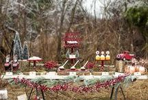 HOLIDAY - Christmas Party Ideas / Christmas and Holiday party ideas. Fun Christmas entertaining ideas. Christmas parties.