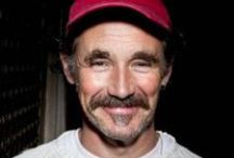 Mark Rylance (Actor) / A fan page.  Just for the joy of him.