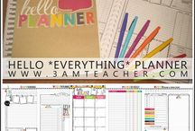Lessons & Planning / by Samantha Quintero