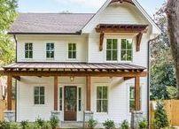 HOME - Farmhouse / Farmhouse home decor - Farmhouse style - Fixer Upper Style - Modern Farmhouse