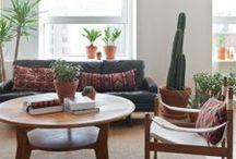 Inspiring spaces. / Interiors we love.