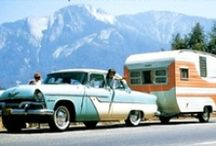Trailer love. / Vintage trailers & caravans.  / by Oh So Lovely Vintage