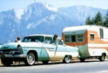 Trailer love. / Vintage trailers & caravans.