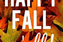Autumn and Thanksgiving / by Stephanie L. Dailey