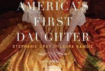 "Patsy Jefferson (America's First Daughter) / To Martha ""Patsy"" Jefferson Randolph, the subject of the book AMERICA'S FIRST DAUGHTER which I co-authored with Laura Kamoie."