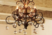 Chandelier Delight / by Jaylene Huyett