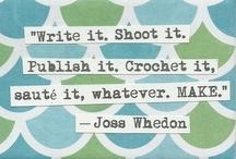 Write Stuff / by Rachel Phelps