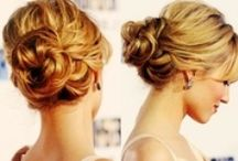Hair Ideas / by Mallory O'Connell