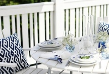 Outdoor Spaces / by Stephanie L. Dailey