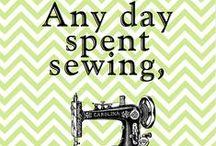 Sewing Ideas / by Robin Morgan