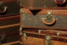 L O U I S V U I T T O N- LUXURIOUS / The finer things in Life. LV, Luggage, Bags, Shoes, Collaborations. / by Gerrylocity