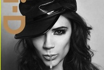 T H E  B E C K H A M S / Victoria Caroline Beckham is an English singer, fashion designer and businesswoman. In the late 1990s, Beckham rose to fame with the all-female pop group Spice Girls and was dubbed Posh Spice  Born: April 17, 1974 (age 38), Goff's Oak Height: 1.63 m Spouse: David Beckham (m. 1999) Children: Harper Beckham, Brooklyn Beckham, Cruz Beckham, Romeo Beckham  / by Gerrylocity