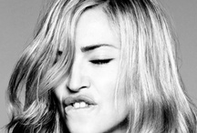 M A D O N N A / Madonna is an American singer, songwriter, actress, director, dancer, and entrepreneur. She has sold more than 300 million records worldwide and is recognized as the world's best-selling female recording artist in history by Guinness World Records.  Born: August 16, 1958 (age 54), Bay City Full name: Madonna Louise Ciccone Children: Lourdes Maria Ciccone Leon, Rocco Ritchie, David Banda Mwale Ciccone Ritchie, Mercy James  / by Gerrylocity