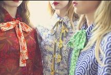 Cute collars. / Pretty pieces with the best collars