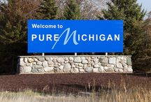 Michigan - my home / The state I live in now and have lived in the longest. I love it's beautiful nature with four seasons. It has an amazing history from native Americans to bring owned by four different countries. / by Rochelle Bares Argue