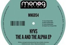 Monog Records / #quality #techhouse from the #south :) / by Bonzai Progressive-Electronic Music Record Label