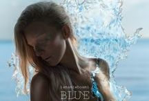 Music | ~ BLUE by iamamiwhoami / GIF CoverArt for the Singles of BLUE by iamamiwhoami