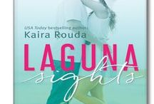 LAGUNA SIGHTS, Laguna Beach Book 4 / Jamie and Scott's love story.  Is the price of fame the chance at true love?