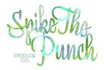 {etsy} spike the punch design co. / http://www.shopspikethepunch.etsy.com