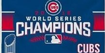 Cubs 2016 WS Champs / Chicago Cubs 2016 World Series Champions