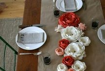 Events: Table Settings