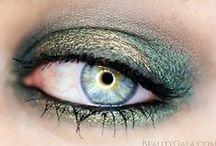 Beauty Gala! / Makeup, makeup, makeup! / by Rebecca Kazimir of Beauty Gala