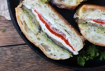 Sandwiches / by adgirl 15