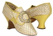 Shoes: 1710-1769