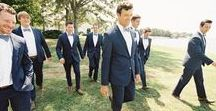 Groom-ing / Great ideas for styling your groom!