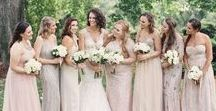 Bridesmaids / Dresses, gifts & tips!