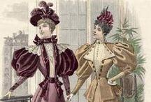 1890s Day Wear