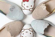 Hello Kitty >.< / by Kiki HM