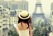 'Paris is Always a Good Idea' / by Monique Elizabeth