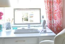 Home Office / by samantha f.