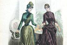 1883-1889 Day Wear
