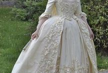 Fabulous Historic Costumes and Reproductions / by Quinn Burgess