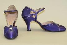 Shoes: 1900-1929