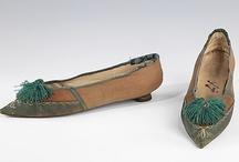 Shoes: 1790-1829