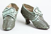 Shoes: 1770-1789