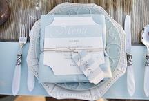 Pastel Blue Weddings