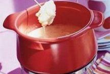 Fond of fondue / All things fondue