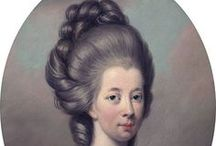 Hair: 18th Century