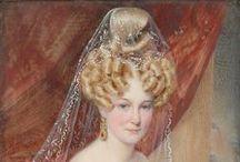 Hair: 1820-1839