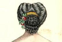 Hair: 1850-1869