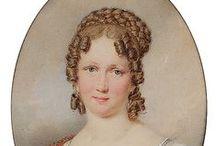Hair: 1800-1819