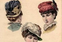 1875-1882: Natural Form Headwear