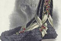 1875-1882: Natural Form Evening Wear