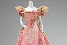 1890s Evening Wear