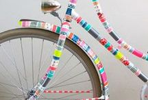 Fun with Washi / Fun things to do with Washi tape. Make life colourful.  / by samantha f.